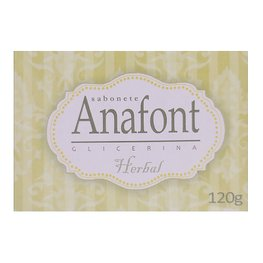 Anafont Glicerina Herbal