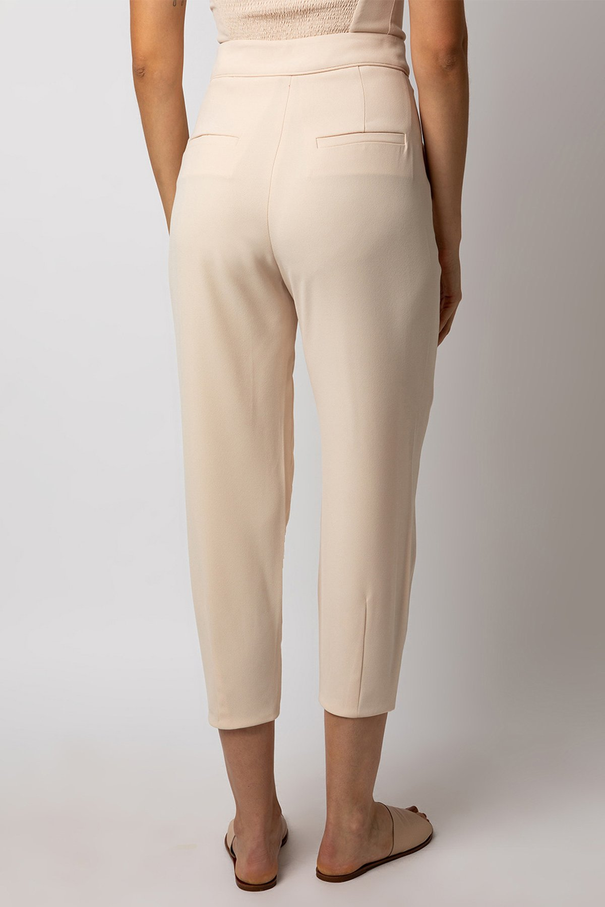 Calça Pantalona Preta Trilogy - Trilogy Store