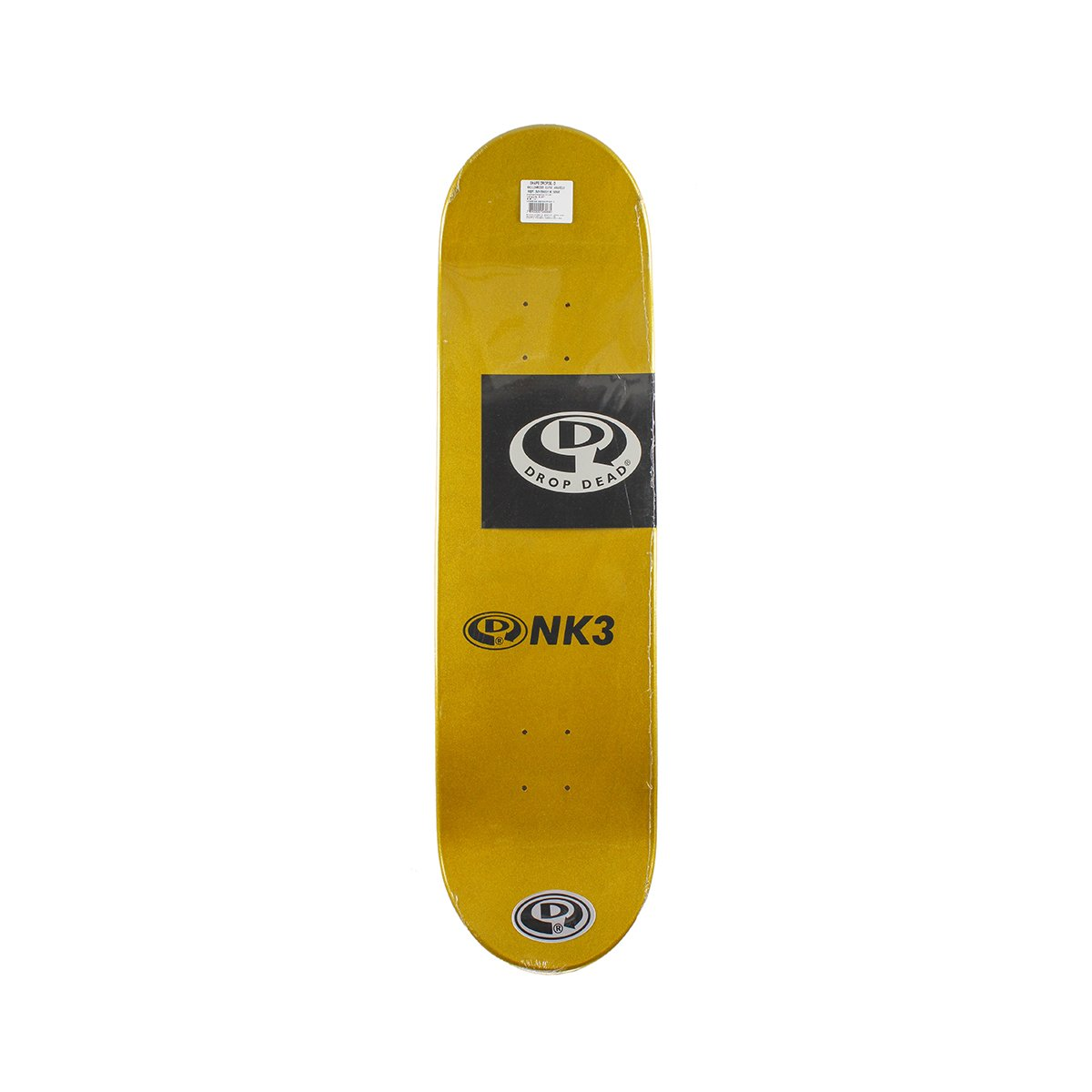 SHAPE DROP DEAD NK3 LOWRIDER ECLIPSE AMARELO 8.37