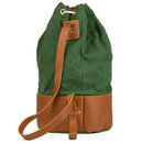 imagem do produto Duffel bag Verde - Cutterman + Liberty Art Brothers | Duffel bag Green - Cutterman + Liberty Art Brothers