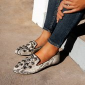 Slipper Studded Snake
