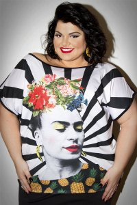 BLUSA DNA FRIDA KAHLO