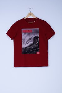 CAMISETA OCEANO BIG RIDER COTTON 40