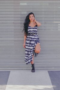 VESTIDO PARTY TIE DYE