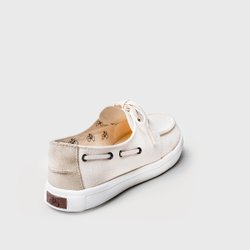 Dockside Aragäna Feminino Verano Off White