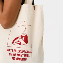 Ecobag Aragäna | Movimiento