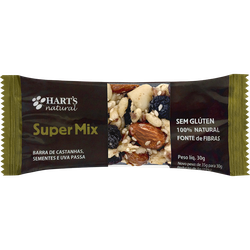 Barra de Cereal Super Mix