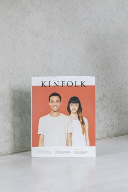 revista kinfolk vol 17