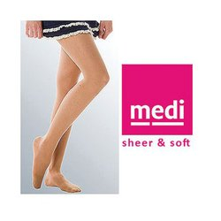 Meia Coxa Sheer And Soft 20-30 Cor Natural