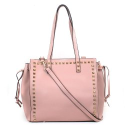 Bolsa Emporionaka Shopping Bag Nude