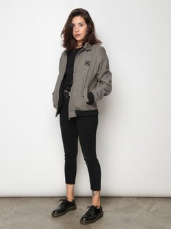Jaqueta Bomber Wedge
