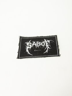 Patch Logo Metal