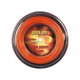 Rolo de corda Pros Pro Plus Power 1.23mm/200m