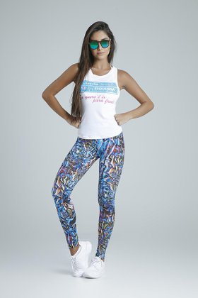 Legging supplex estampado