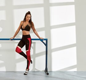 Legging Atlanta Recortes