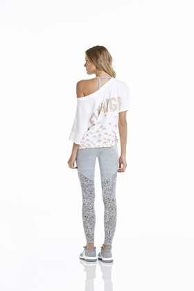 LEGGING BLACKOUT E FLAT