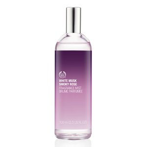 BODY MIST WHITE MUSK SMOKY ROSE