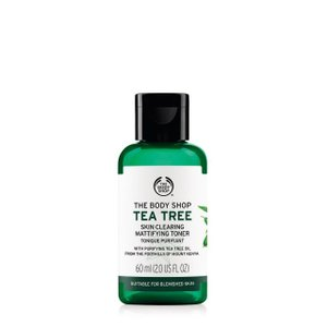 Tônico De Limpeza Facial Tea Tree 60 Ml