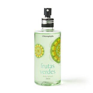 Body Splash Frutas Verdes