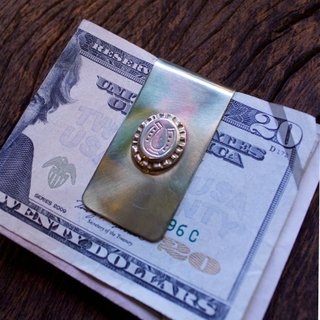 Money Clip - Lucky Horseshoe | Money Clip – Lucky Horseshoe