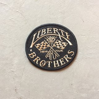 Patch - Liberty Art Brothers Black | Patch – Liberty Art Brothers / Black