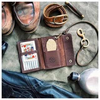 Carteira - Railroad Coffee | Wallet – Railroad Coffee
