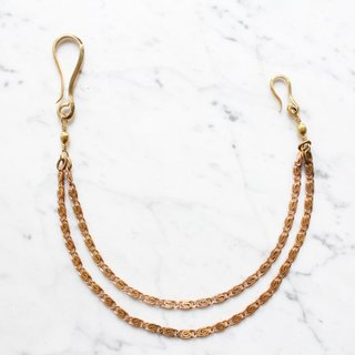 Corrente - Henlein / Copper | Wallet Chain – Henlein / Copper