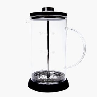 French press 1L - prepara 8 xícaras  | French press 350ml -  8 cups