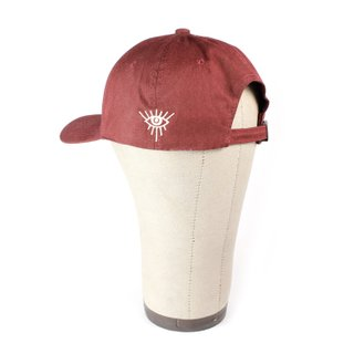 Boné – Liberty Embroidery - Wine | Cap – Liberty Embroidery - Wine