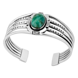 Bracelete - Mountain Bird 100% Prata & Esmeralda | Mountain Bird Bracelet 100% Silver and Emerald