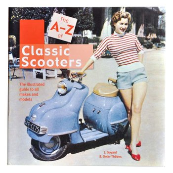 The A-Z of Classic Scooters