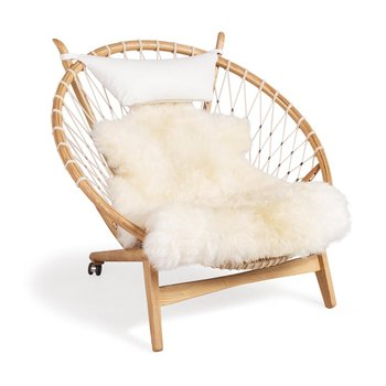 Circle Chair + Pele
