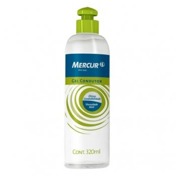 Gel Condutor 320ML - Mercur