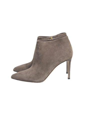 Ankle boot Gucci Camurça