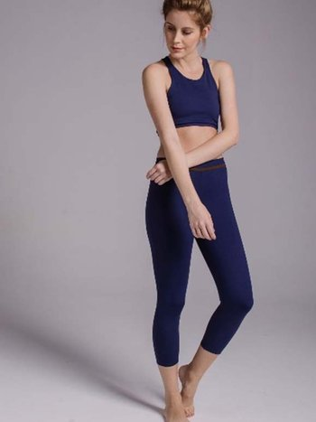 Legging Future Pants Blue