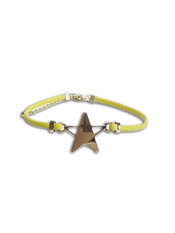 Choker Golden Star