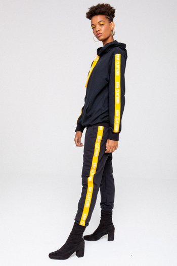 Jogger Stripes Yellow