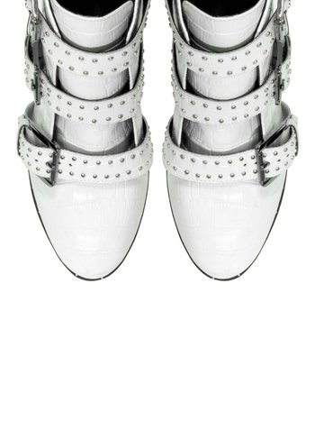 NIKI BOOT WHITE