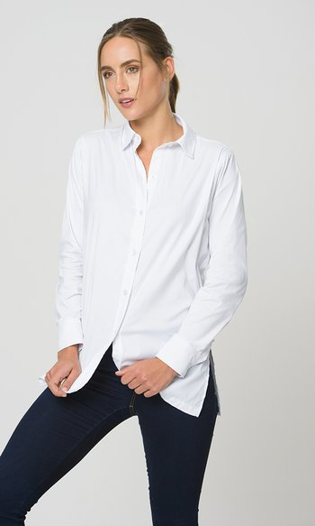 NOT SO CLASSIC - CAMISA BRANCA