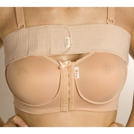 e6d8790f4 Faixa para Prótese Mamária Elástica Modeladora Macom - Ortoponto