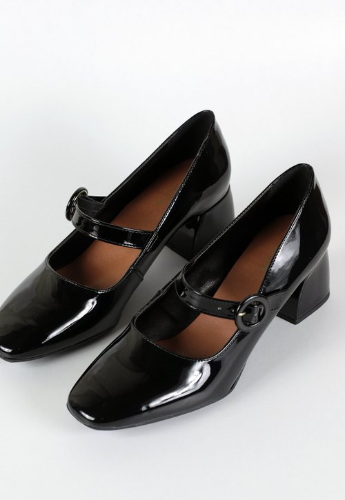 GRANNY shoes - Preto (vegan)