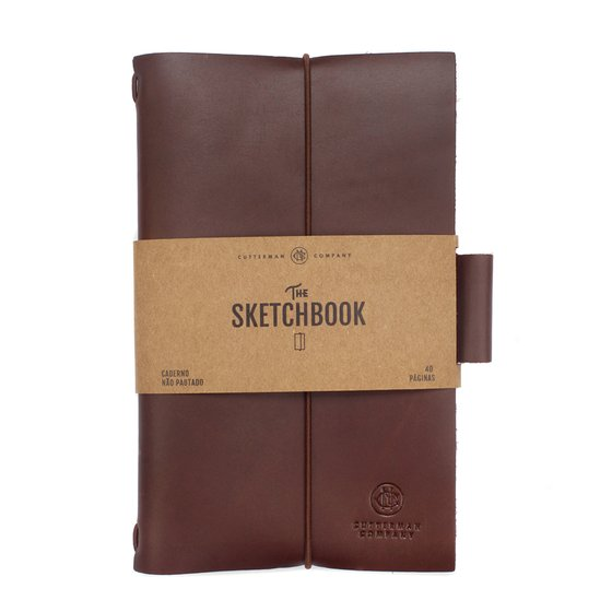 Caderno SKETCHBOOK - Coffee