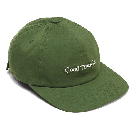 Good Times Co. Hat Verde