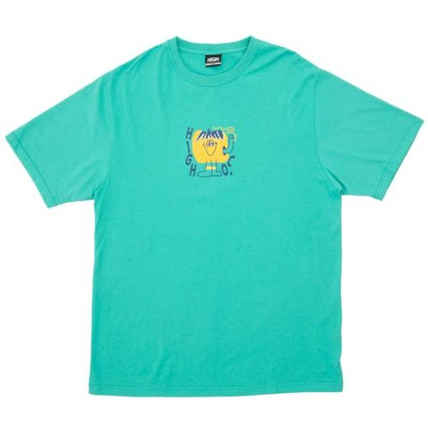 CAMISETAS HIGH APPLE VERDE