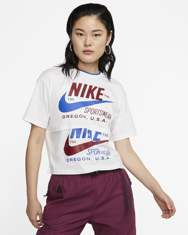 CAMISETA NIKE W NSW ICON CLASH
