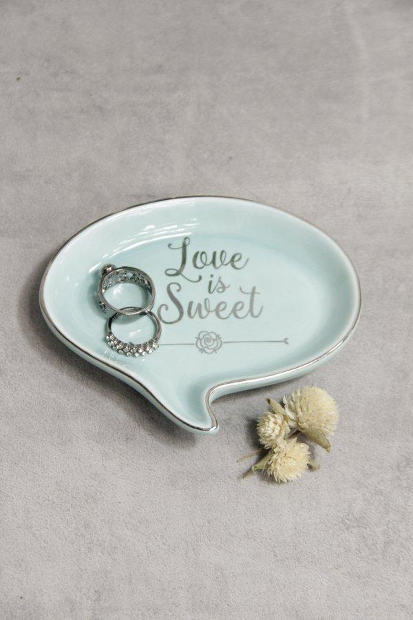 Porta Anel Love Is Sweet