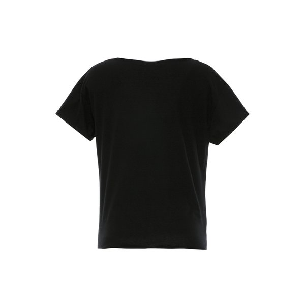 T-SHIRT LUA BLACK