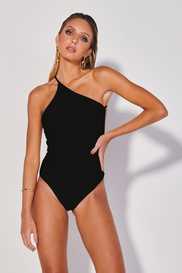 Foto do produto Body Zinc Preto | Zinc One-Piece Black