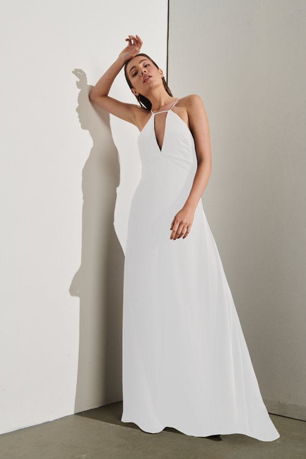 Foto do produto Vestido Marbella Off-White | Marbella Dress Off-White