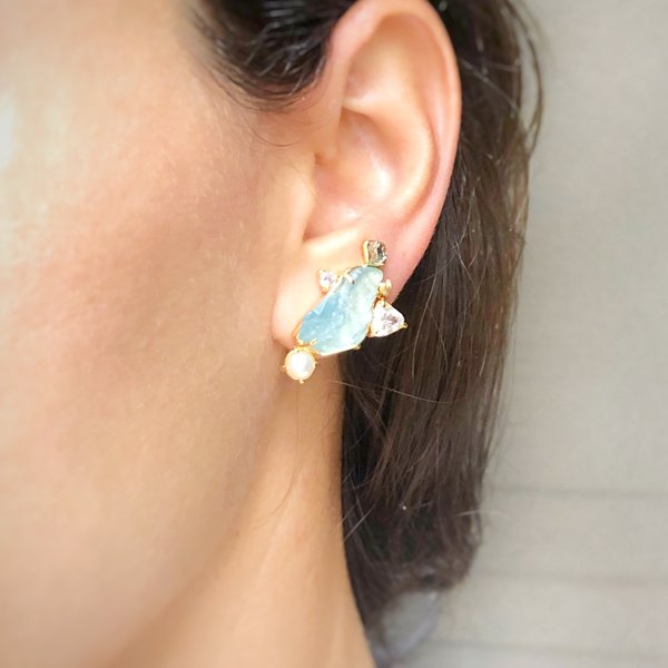 Earcuff Moon Light